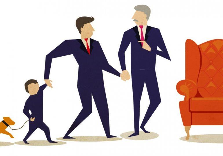 کسب و کار خانوادگی