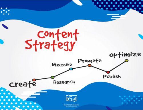 استراتژِی محتوا چیست